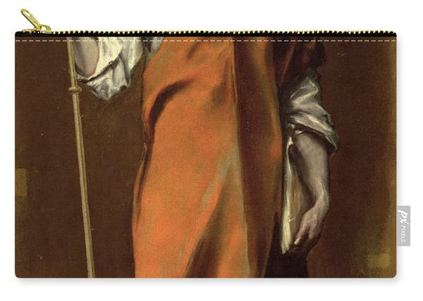 Saint James The Greater Carry-all Pouch