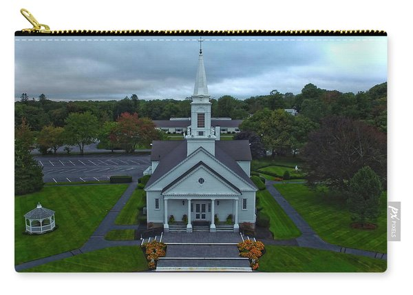 Saint Mary's Church From Above Carry-all Pouch