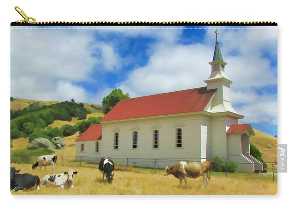 St. Mary's Visitors Carry-all Pouch