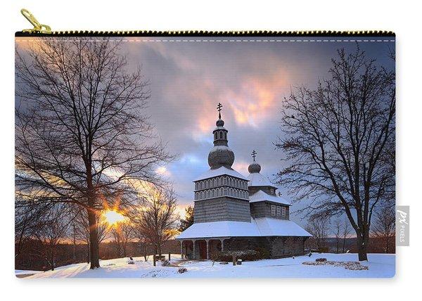 Saint Nicholas Chapel Carry-all Pouch