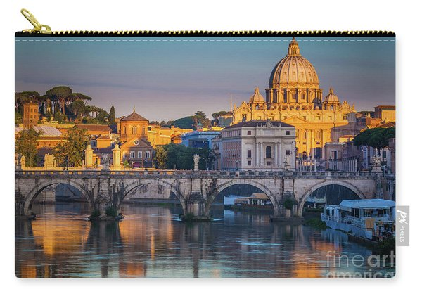 Saint Peters Basilica Carry-all Pouch