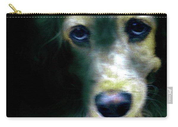 Saint Shaggy Art 14 Carry-all Pouch