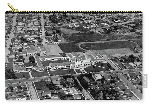 Salinas High School 726 S. Main Street, Salinas Circa 1950 Carry-all Pouch