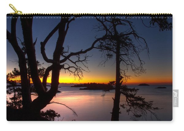 Salish Sunrise Carry-all Pouch