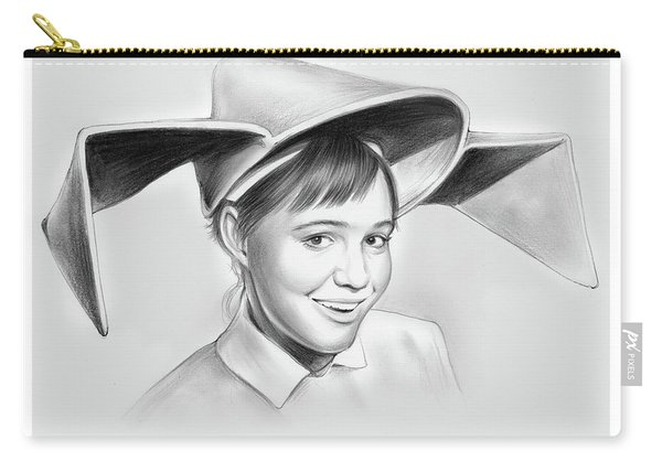 Sally Field Carry-all Pouch