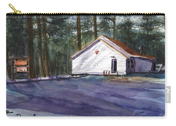 Salmon River Grange Carry-all Pouch