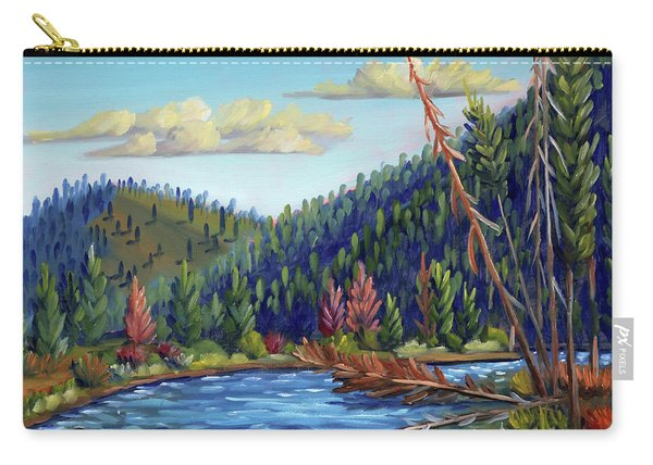 Salmon River - Stanley Carry-all Pouch