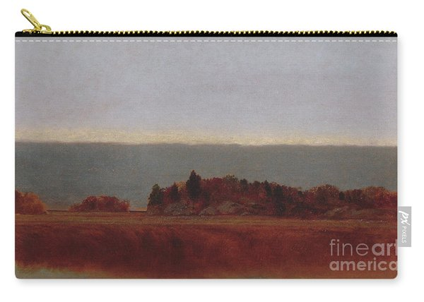 Salt Meadow In October, 1872 Carry-all Pouch