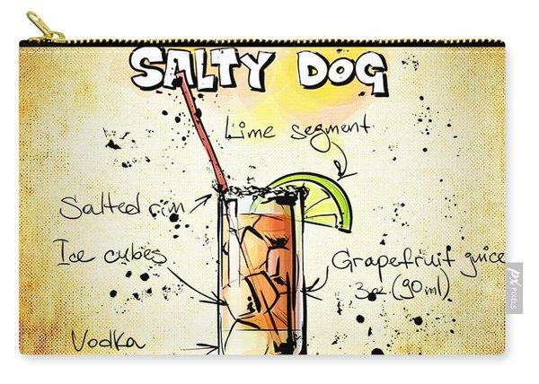 Salty Dog  Carry-all Pouch