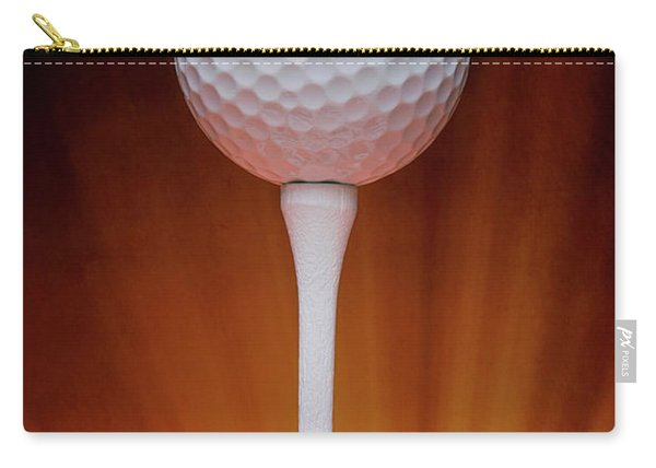 Salute To Golf Carry-all Pouch