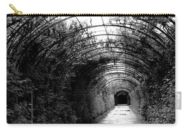 Salzburg Vine Tunnel - By Linda Woods Carry-all Pouch