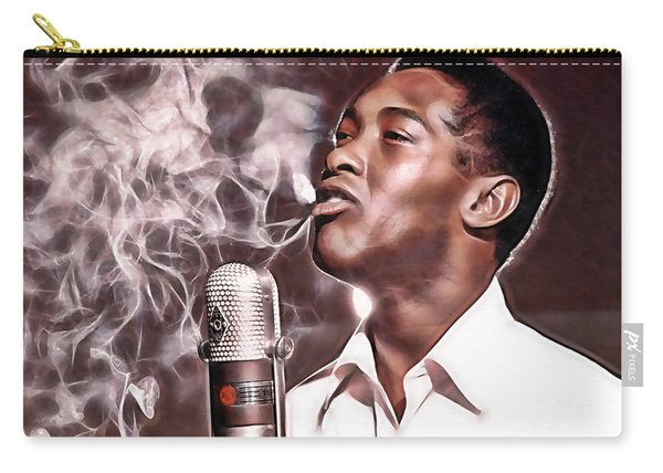 Sam Cooke Collection Carry-all Pouch