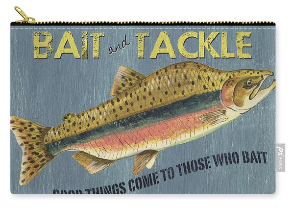 Sam Egan's Bait And Tackle Carry-all Pouch