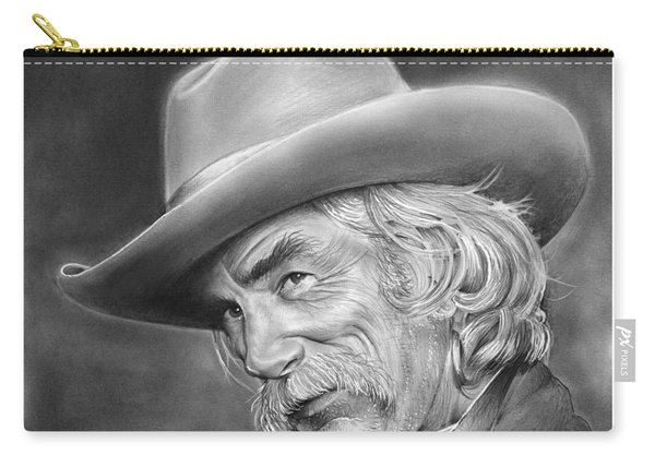 Sam Elliott Carry-all Pouch