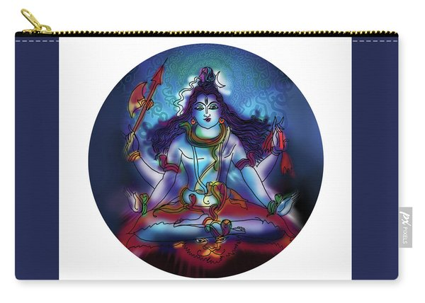 Samadhi Shiva Carry-all Pouch