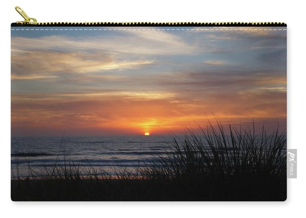 Samoa Dunes Sunset Carry-all Pouch