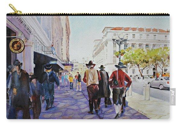 San Antonio Cowboys Carry-all Pouch