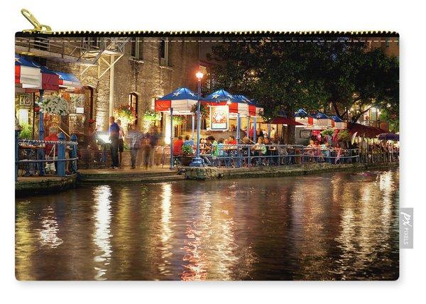 San Antonio River Walk 72516 Carry-all Pouch