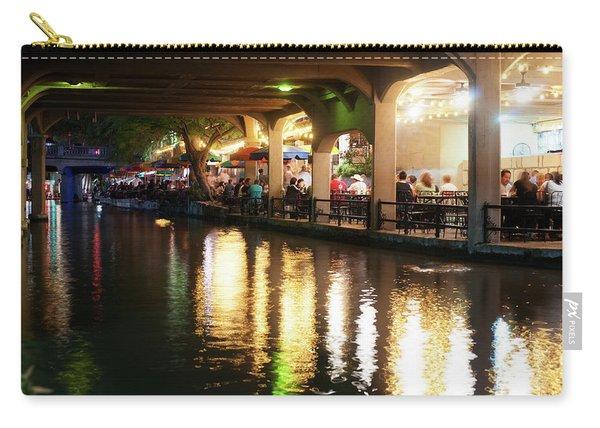 San Antonio River Walk V2 72516 Carry-all Pouch