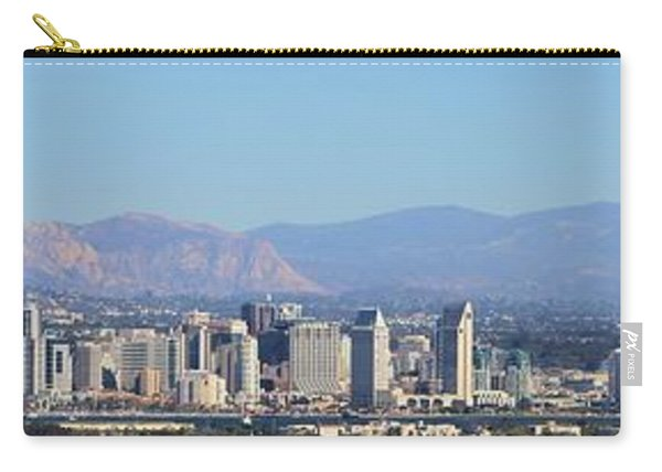 San Diego Pano Carry-all Pouch