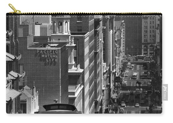 San Francisco, C1950 Carry-all Pouch