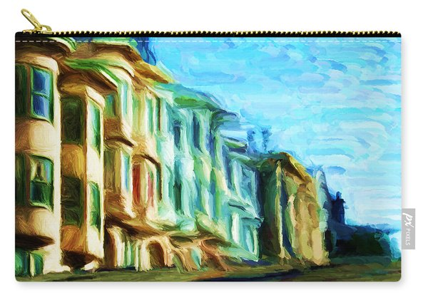 Frisco Street Homes Carry-all Pouch