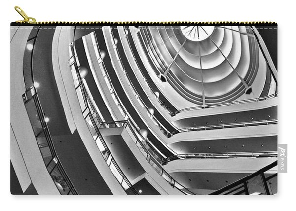 San Francisco - Nordstrom Department Store Architecture Carry-all Pouch