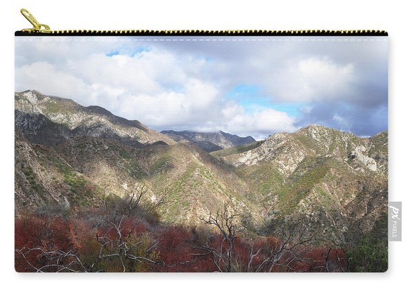 San Gabriel Mountains National Monument Carry-all Pouch
