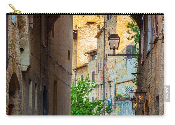 San Gimignano Archway Carry-all Pouch