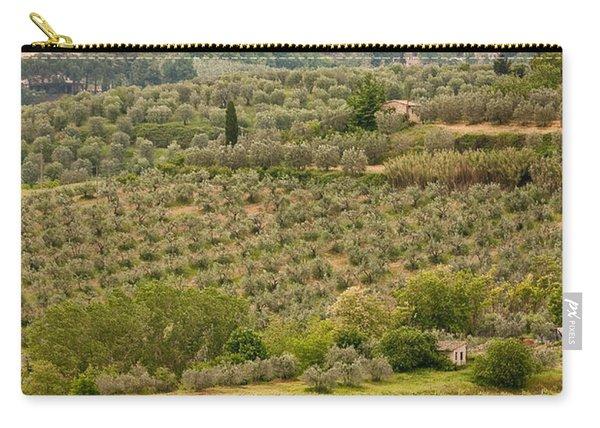San Gimignano II Carry-all Pouch