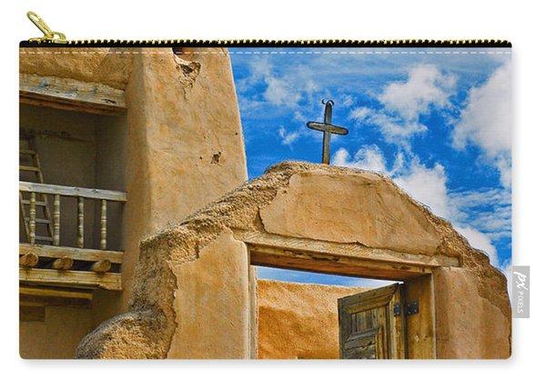 San Jose De Gracia Carry-all Pouch