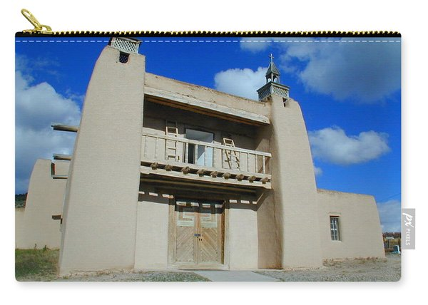 Carry-all Pouch featuring the photograph San Jose De Gracia Number 1 by Joseph R Luciano