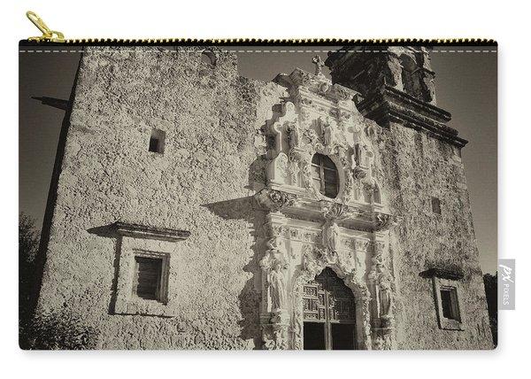 San Jose Mission - San Antonio Carry-all Pouch