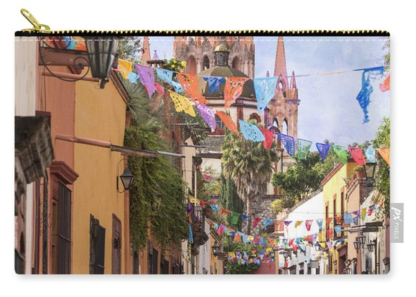 San Miguel Carry-all Pouch