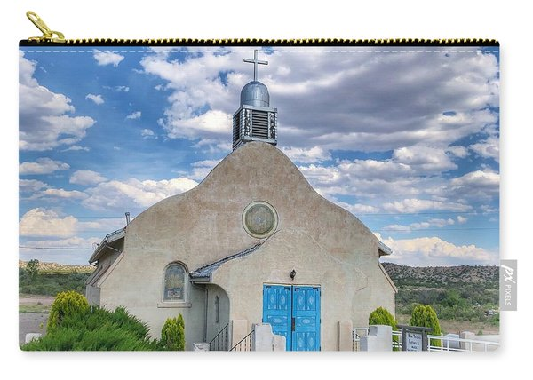 San Ysidro Catholic Church  Carry-all Pouch