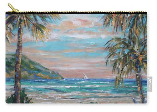 Sand Bank Bay Carry-all Pouch