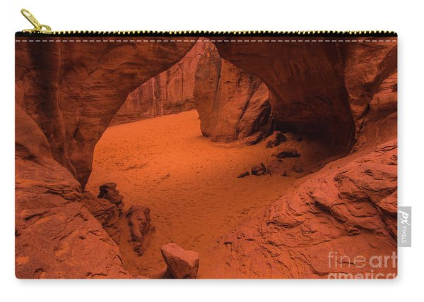 Sand Dune Arch - Arches National Park - Utah Carry-all Pouch