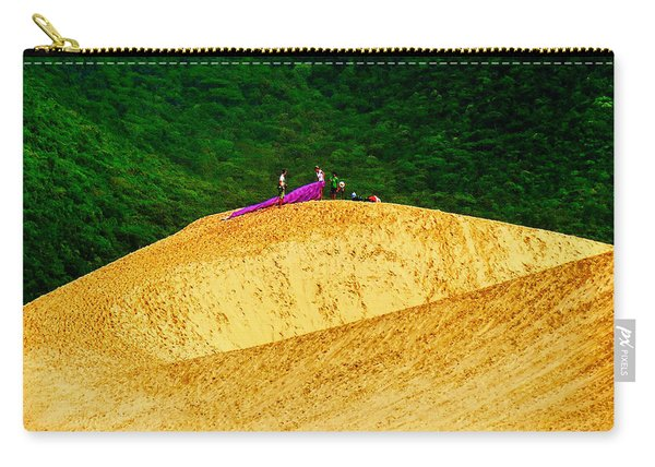 Sand Dune Fun Carry-all Pouch