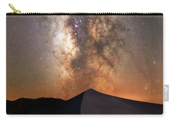 Sand Dune Milky Way Panorama Carry-all Pouch