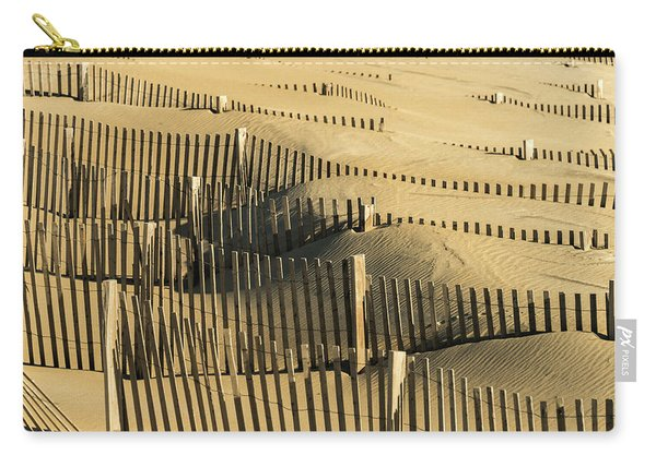 Sand Dunes Of The Outer Banks Carry-all Pouch