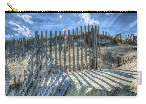 Sand Fence Carry-all Pouch
