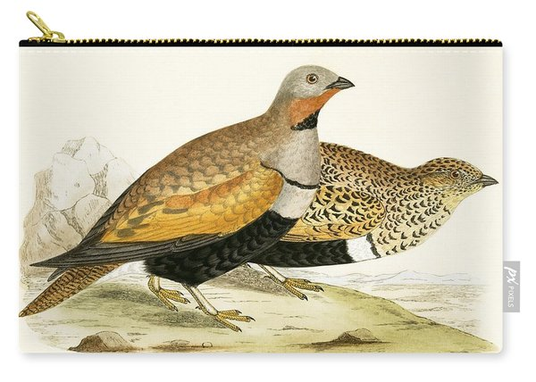 Sand Grouse Carry-all Pouch
