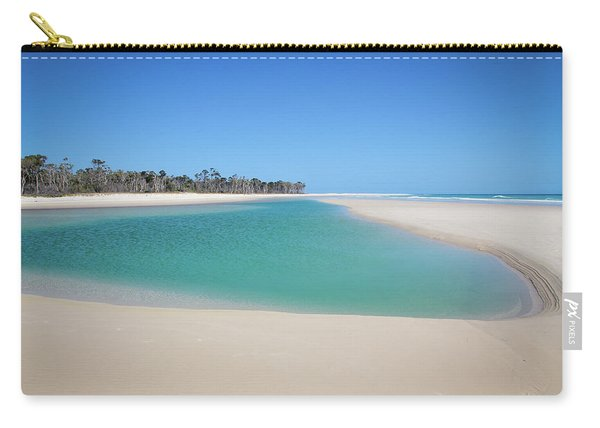 Sand Island Paradise Carry-all Pouch
