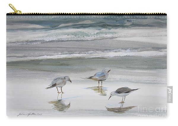 Sandpipers Carry-all Pouch
