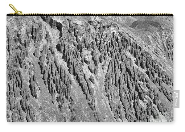 Sands Of Time Monochrome Art By Kaylyn Franks  Carry-all Pouch