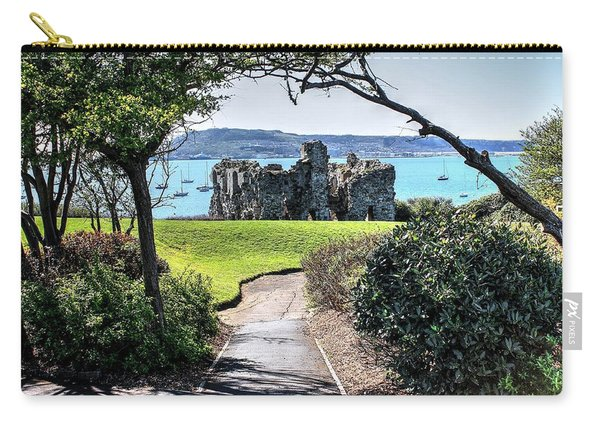 Sandsfoot Castle Weymouth Uk Carry-all Pouch