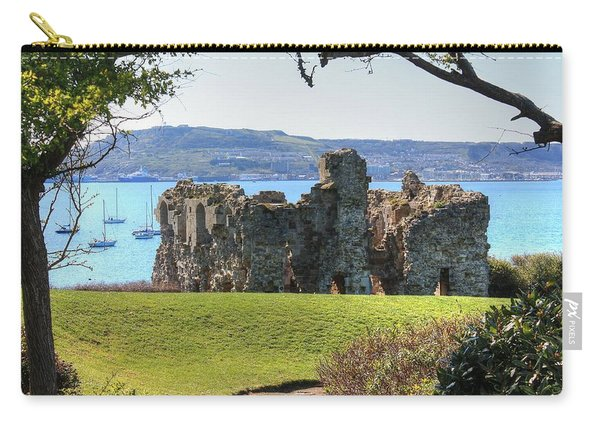 Sandsfoot Castle With Portland Carry-all Pouch