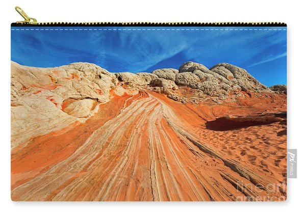 Sandstone Racetrack Carry-all Pouch
