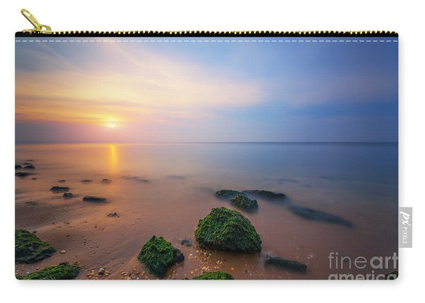 Sandy Hook New Jersey Sunset  Carry-all Pouch
