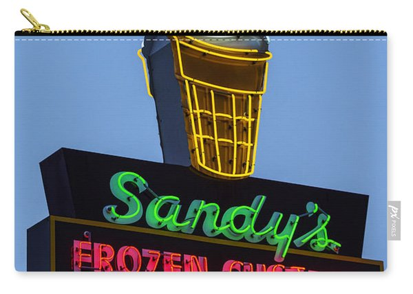 Sandys Frozen Custard - Austin Carry-all Pouch
